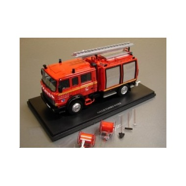 Miniature Iveco Turbo SIDES FPT Meurthe et Moselle
