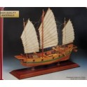 Maquette Jonque pirate chinoise