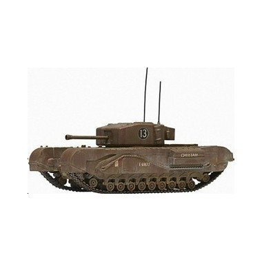 Miniature Churchill Mark III 1st Canadian, Front Ouest 2ème GM