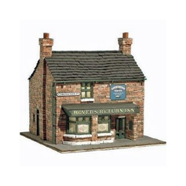 Maquette Maison Country 6 Rovers Return Inn