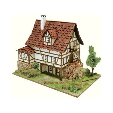Maquette Maison Freiburg Photo