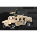 Miniature HMMWV Hummer 220th Military Police Company, Irak 2003