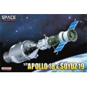 Miniature Apollo 18 & Soyuz 19 ASTP (Apollo-Soyuz Test Project)