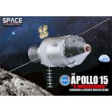 "Miniature Apollo 15 ""J-Mission"" Command & Service Module (CSM)"
