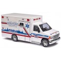 Miniature Ford E-350 Downtown Hospital New York