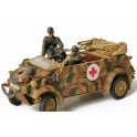 Miniature Kubelwagen allemand Type 32, Hollande 1944