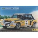 Maquette Renault R5 Turbo