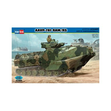 Maquette AAVP-7A1 RAM/RS