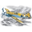 Maquette Messerschmitt Bf109F / 4Z Tropical, 2ème GM