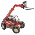 Miniature Manitou MLT 633 a fourches