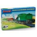 Coffret de train Marchandises Express