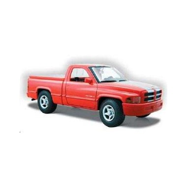 Miniature Dodge RAM SuperSport Rouge