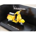 Miniature Vespa P200E jaune or 1978