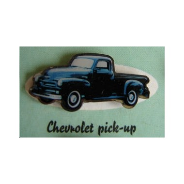 Pins Chevrolet Pick-Up