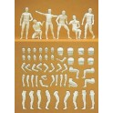 Figurines maquettes Adam