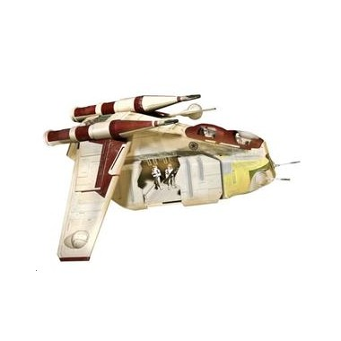 Maquette Star Wars Republic Gunship (Clone Wars)