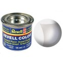 Revell 01 Vernis brillant Enamel Pot 14 ml