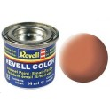 Revell 25 Orange fluo mat, peinture Enamel Pot 14 ml