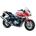 Miniature Honda 1300 Supersport blanche/rouge