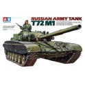 Maquette Russian Army Tank T-72 M1