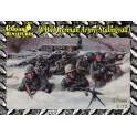 Figurines maquettes WWII Germans Army (Stalingrad)