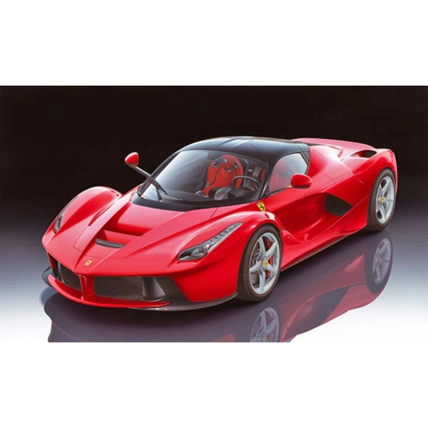 maquette ferrari laferrari. Black Bedroom Furniture Sets. Home Design Ideas