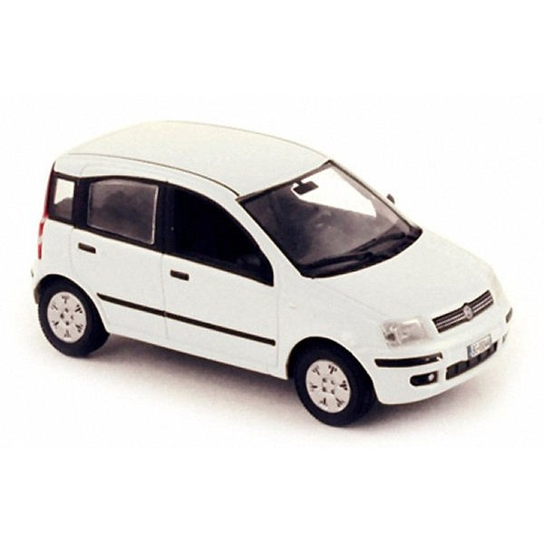 miniature fiat panda blanche 2003 francis miniatures. Black Bedroom Furniture Sets. Home Design Ideas