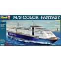 Maquette M/S Color Fantasy, Model Set