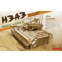 Maquette U.S. Cavalry Fighting Vehicle M3A3 Bradley w/ Busk III