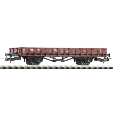 Wagon plat Roos61, DR, Epoque 3