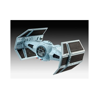 Maquette Star Wars Dark Vador TIE Fighter