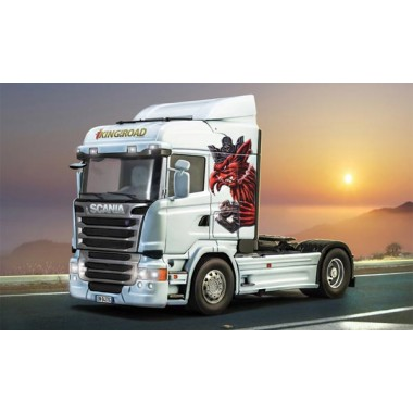 Maquette Scania R730 Streamliner