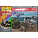 Maquette Coffret Omaha Beach, 2eme GM