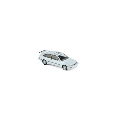 Miniature Ford Sierra RS Cosworth 1986 - White - JET CAR