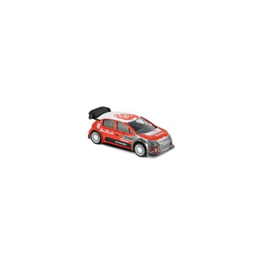 "Miniature Citroën C3 WRC 2017 - ""Official Presentation Version"" - JET CAR"