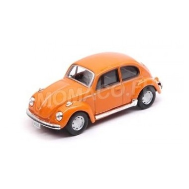 "Miniature Volkswagen ""COCCINELLE"" orange"