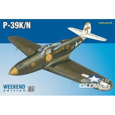 Maquette P-39K/ N Weekend Edition